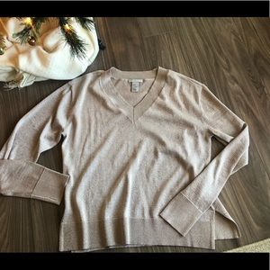 H&M nwot xs sparkly sweater